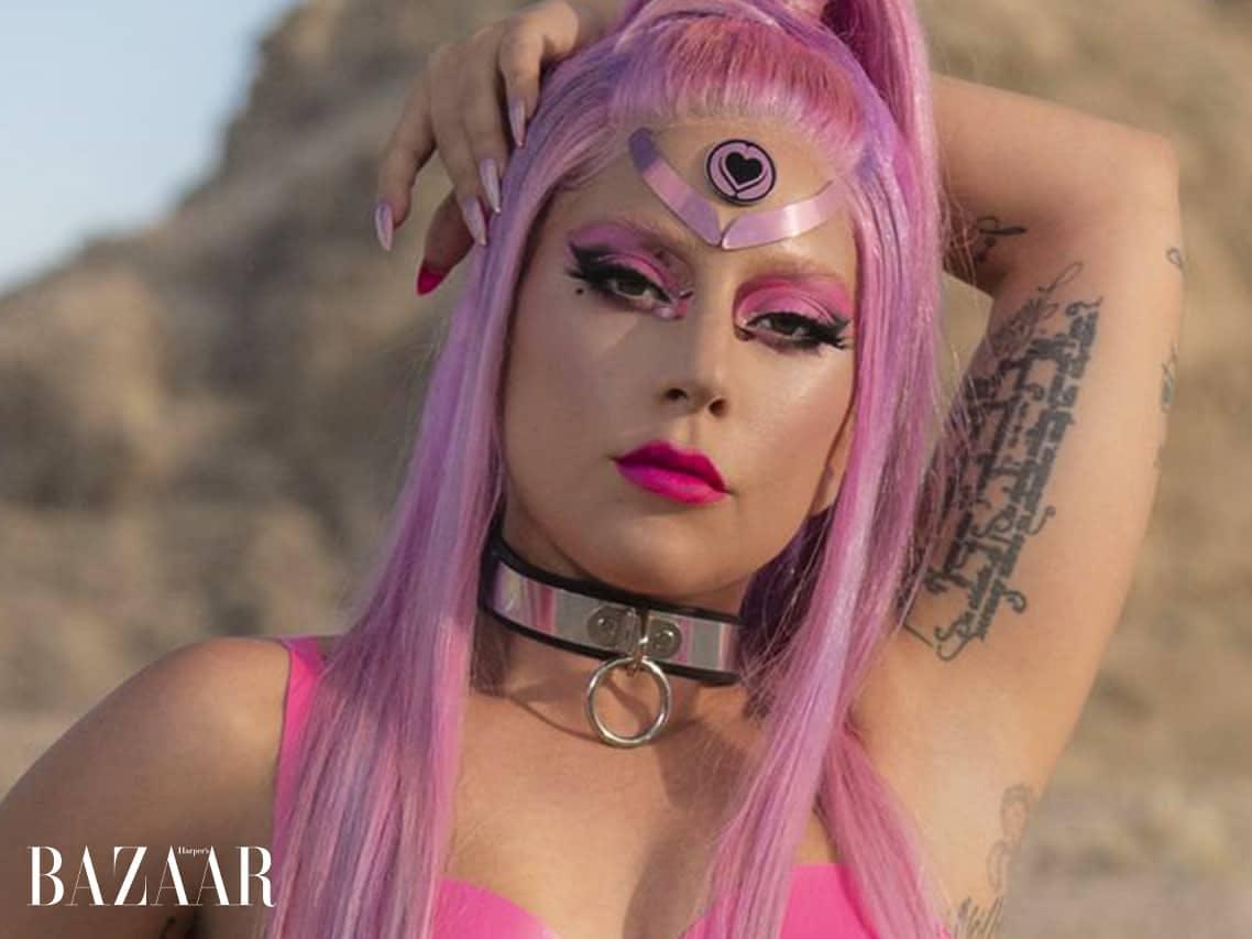 Lady Gaga's Makeup Artist Spills The Details on Her